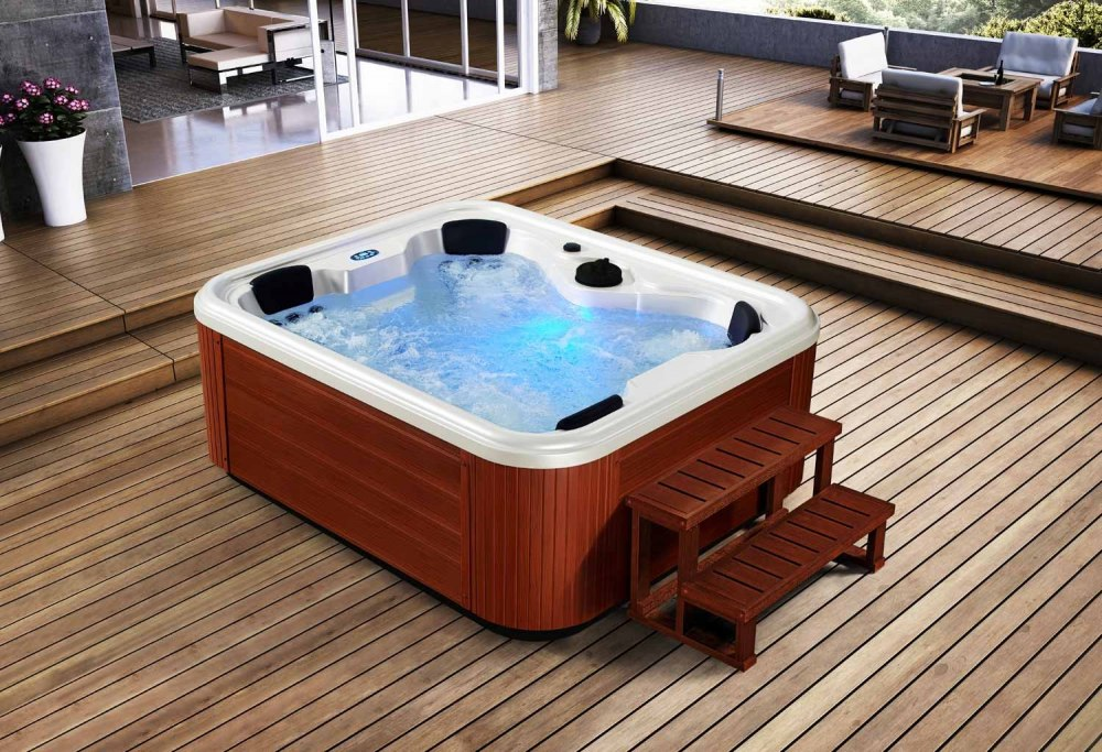spa jacuzzi d 39 ext rieur aut 003. Black Bedroom Furniture Sets. Home Design Ideas