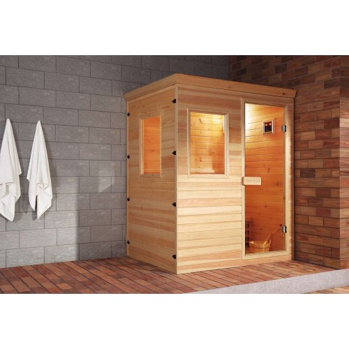 vente de sauna classique au meilleur prix sauna tuve et. Black Bedroom Furniture Sets. Home Design Ideas