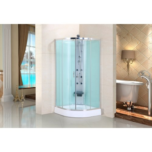 vente de cabine de douche hydromassante avec fonction hammam web de l 39 hydromassage. Black Bedroom Furniture Sets. Home Design Ideas