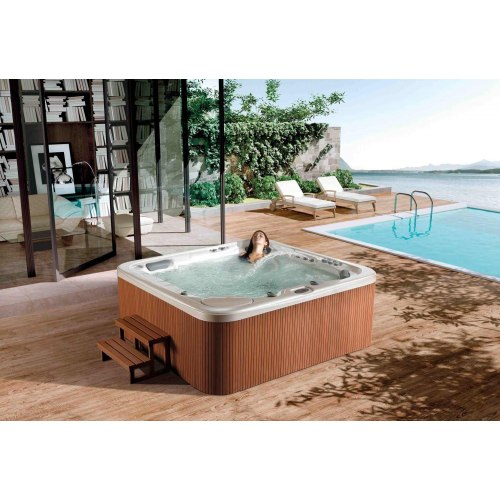 Spa jacuzzi d 39 ext rieur aw 003 low cost for Exterieur spa